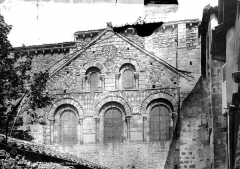 Eglise Saint-Genès - Transept sud
