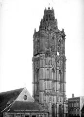Eglise de la Madeleine - Clocher