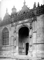 Eglise Notre-Dame - Porche