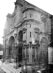 Eglise Notre-Dame de l'Assomption - Façade ouest