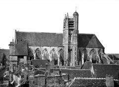 Eglise Notre-Dame de l'Assomption - Façade sud