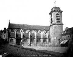 Eglise Saint-Denys - Ensemble sud