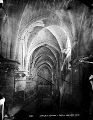 Eglise Saint-Denys - Bas-côté nord