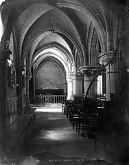 Eglise Saint-Denys - Bas-côté sud