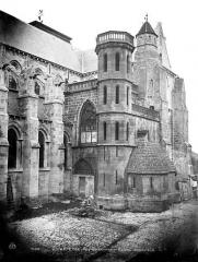 Eglise Notre-Dame - Transept nord