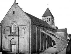 Eglise Saint-Blaise - Ensemble sud-ouest