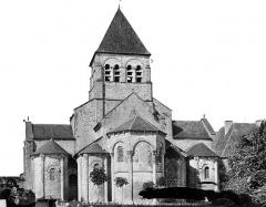 Eglise Saint-Blaise - Ensemble est