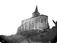 Eglise de Chateloy - Ensemble sud-est
