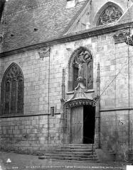 Eglise Saint-Basile - Petite porte