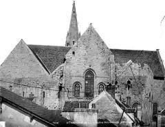 Eglise Notre-Dame - Façade latérale