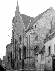 Eglise Notre-Dame - Transept