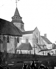 Eglise Notre-Dame - Transept et clocher
