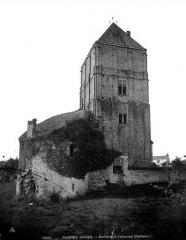 Ancien château fort dit La Toque -