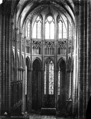 Cathédrale Saint-Etienne - Choeur