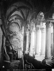 Ancien prieuré Saint-Sauveur - Cloître
