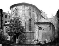 Eglise Saint-Julien-le-Pauvre - Abside