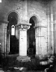 Eglise Saint-Julien-le-Pauvre - Intérieur