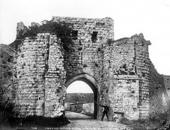 Remparts de la Ville Haute -