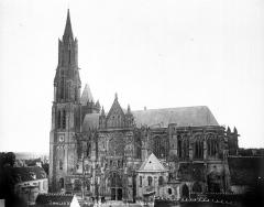 Ancienne cathédrale et son chapître - Ensemble sud
