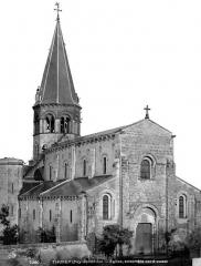 Eglise Saint-Limin (ou Saint-Martin) - Ensemble nord-ouest