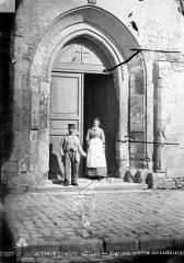 Eglise - Porte