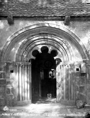 Eglise Saint-Martin - Portail