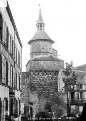 Beffroi - Clocher