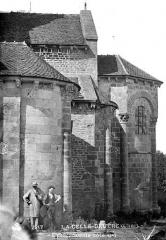 Eglise Saint-Blaise - Abside