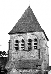 Eglise Saint-Blaise - Clocher