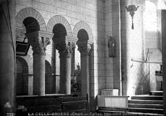 Eglise Saint-Blaise - Nef