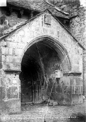 Eglise Saint-Etienne - Porche