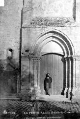 Eglise Notre-Dame - Porte