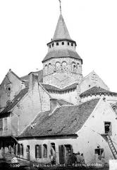Eglise Notre-Dame - Clocher, ensemble sud-est