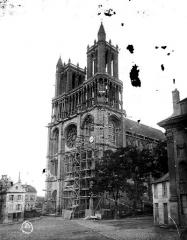 Eglise Notre-Dame (ancienne collégiale) - Ensemble ouest