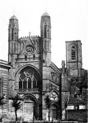 Eglise Saint-Martin - Ensemble ouest et clocher