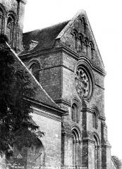 Eglise Saint-Martin - Transept sud