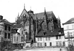 Eglise Saint-Urbain - Ensemble sud