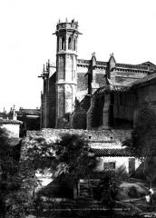 Eglise Saint-Nazaire - Transept nord