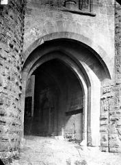 Cité de Carcassonnne - Passage voûté