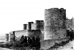 Cité de Carcassonnne - Remparts