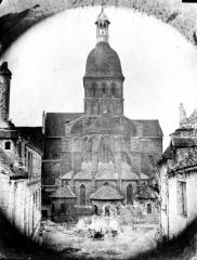 Eglise Notre-Dame et son presbytère - Abside