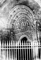 Eglise Saint-Seurin - Portail sud