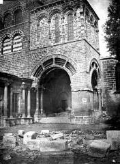 Cathédrale Notre-Dame et ses dépendances - Porte papale