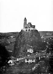 Eglise Saint-Michel - Vue générale prise du sud