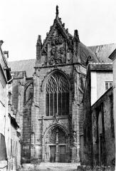 Eglise Saint-Rémi - Transept sud