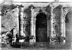 Porte de Mars - Arche centrale