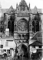 Cathédrale Notre-Dame - Transept nord