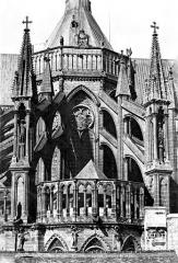 Cathédrale Notre-Dame - Partie supérieure du chevet