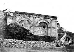Arc de triomphe romain - Vue de face