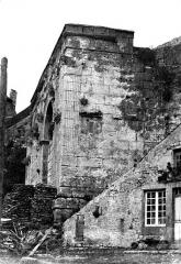 Arc de triomphe romain - Vue de profil